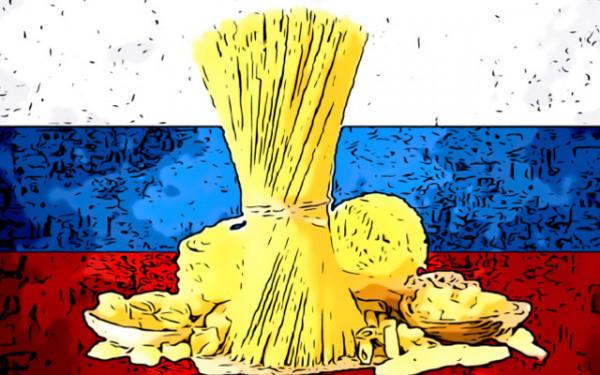 export pasta in russia