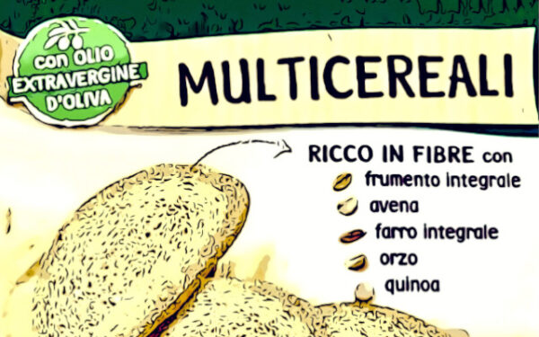 Origine ingredienti multicereali