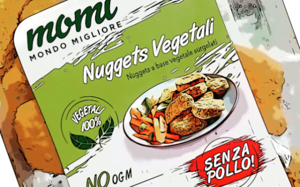 nuggets vegetali